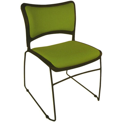 Our Quick Ship Stax Upholstered Seat and Back Stacking Chair is on sale now.