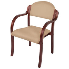 England Stacking Chair with Arms - Grade 1