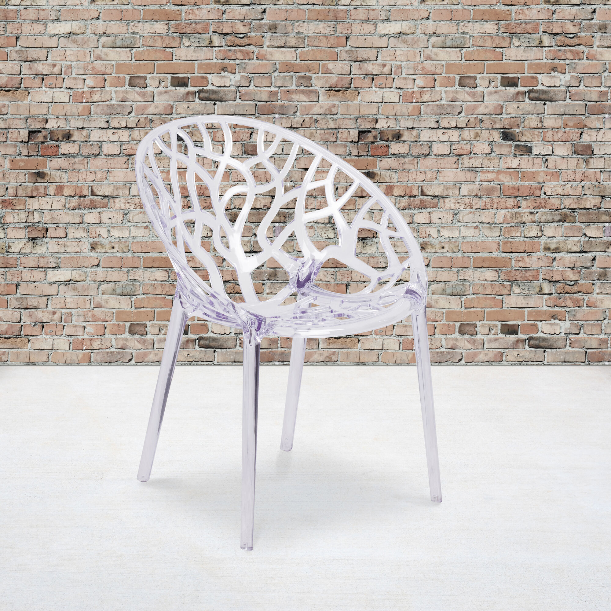 Clear Stacking Side Chair Fh 156 Apc Gg Stackchairs4less Com