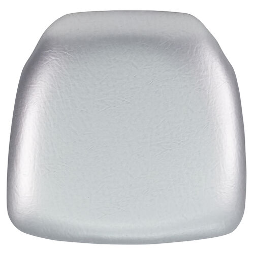 Our Hard Silver Vinyl Chiavari Chair Cushion is on sale now.