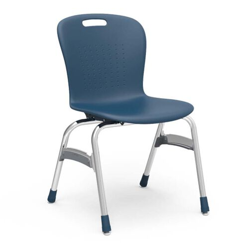 Our Quick Ship Sage Series Stack Chair with 18