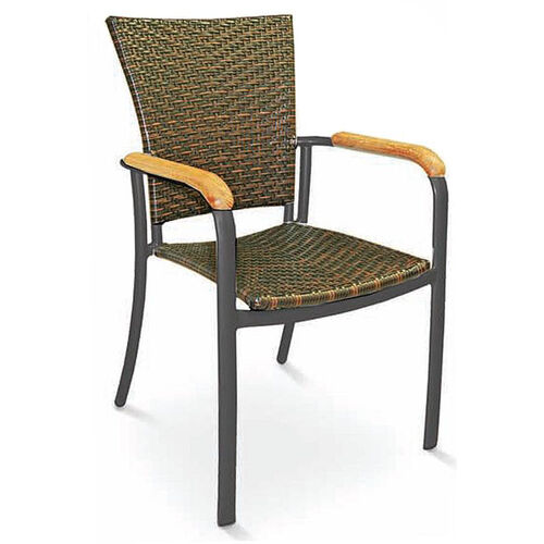 Our Key Largo Collection Stackable Outdoor Arm Chair is on sale now.
