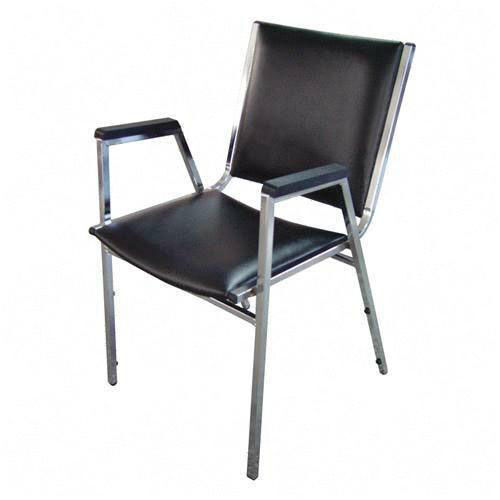 Our Lorell Plastic Arm Stacking Chairs - Set of 4 is on sale now.