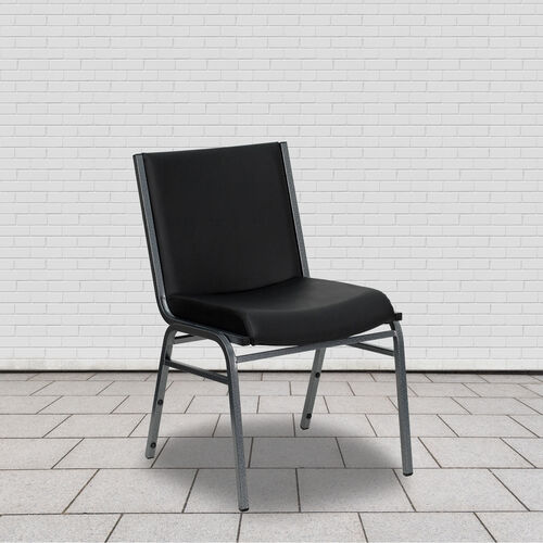 Our HERCULES Series Heavy Duty Black Vinyl Stack Chair is on sale now.