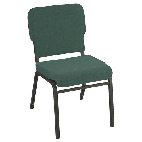 Our 1000 Series Stacking Steel Frame Armless Hospitality Chair with 2