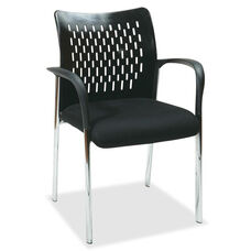Lorell Guest Chair - Ventilated Back - 26