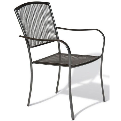 Our Sullivan Stackable Dining Arm Chair - Steel Mesh is on sale now.
