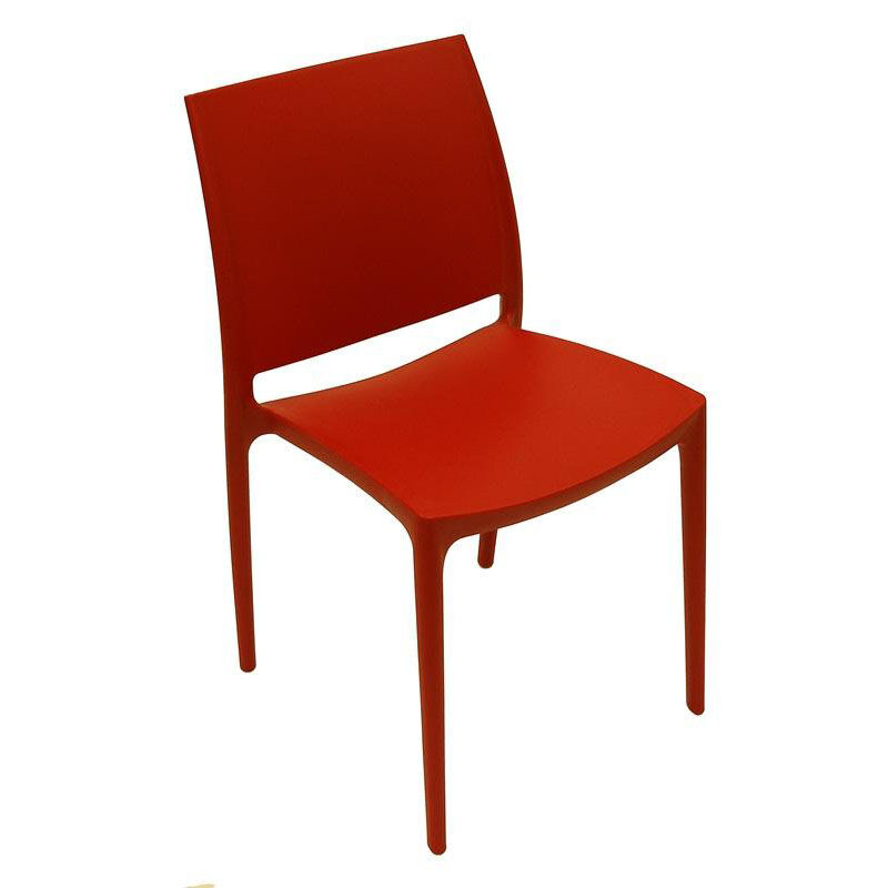 ... Our Martinique Lightweight Indoor/ Outdoor Stackable Side Chair   Red  Is On Sale Now.