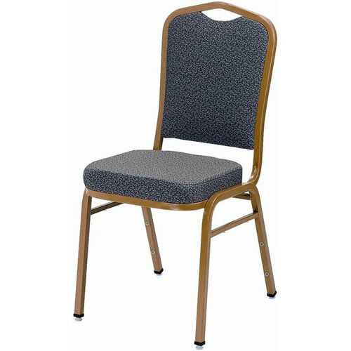 Our 1800 Series Stacking Armless Hospitality Chair with Cathedral Back and 3