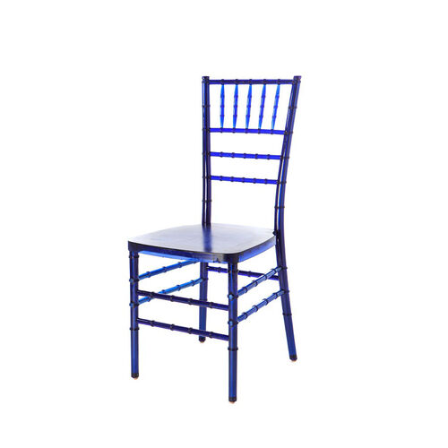 Our Mirage Cobalt Blue Chiavari Polycarbonate Chair is on sale now.