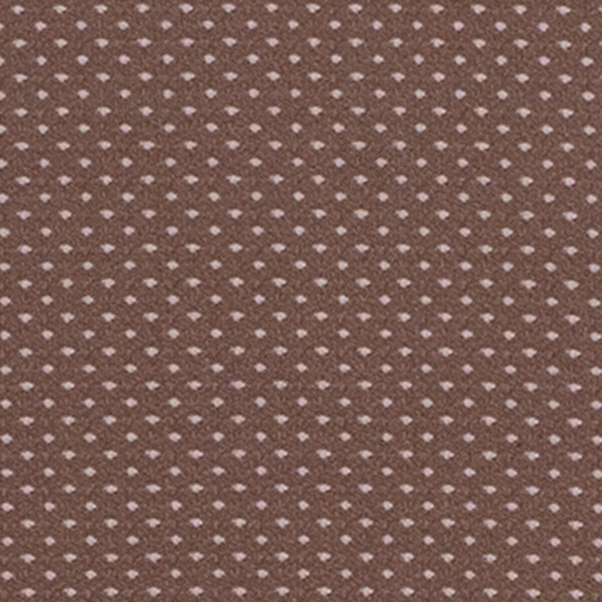 brown dot fabric church chair fd ch0221 4 gv bndot bas gg