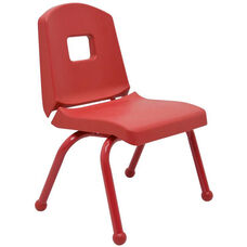 Split Bucket Stacking Chair with 14