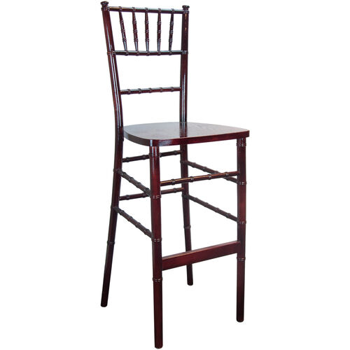 Our Advantage Mahogany Chiavari Bar Stools is on sale now.