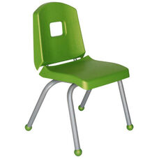 Split Bucket Stacking Chair with 12
