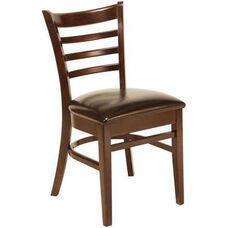 3977 Stacking Chair w/ Slip Seat - Grade 1