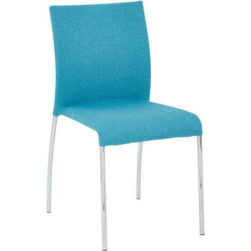 Our Ave Six Conway Stacking Chair - Set of 2 - Aqua is on sale now.