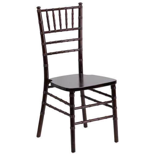 "Our HERCULES Series Walnut Wood Chiavari Chair with <span style=""color:#0000CD;"">Free </span> Cushion is on sale now."