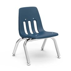 Quick Ship 9000 Classic Series Stack Chair with 10