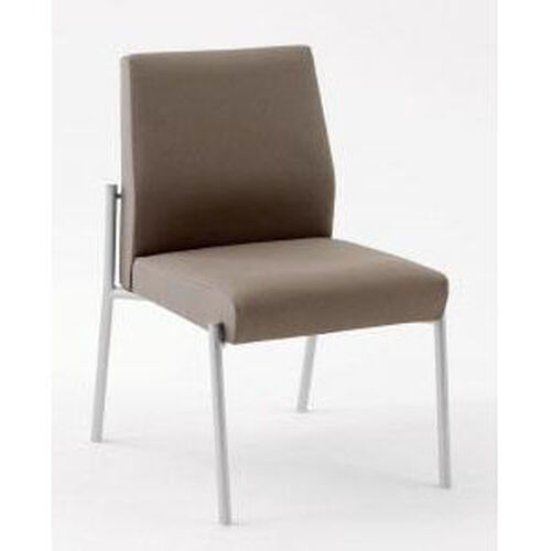 Mystic Series Stackable Tapered Back Armless Guest Chair