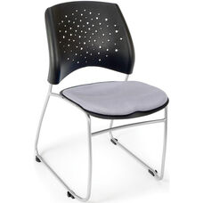 Stars Stack Chair - Putty Seat Cushion