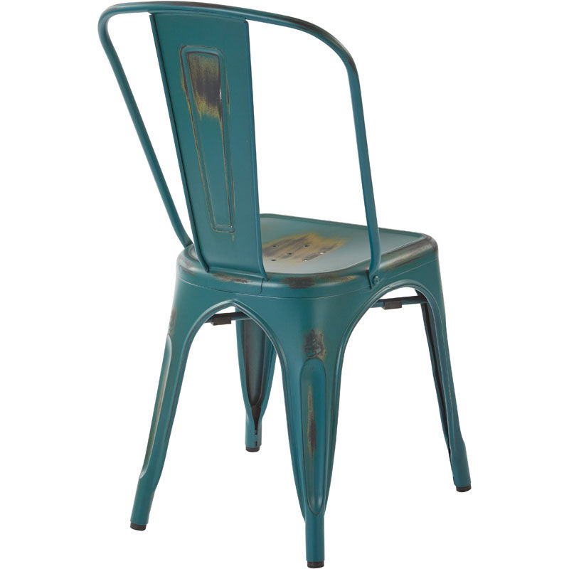 Gentil ... Our OSP Designs Bristow Armless Chair   Set Of 2   Antique Turquoise Is  On Sale