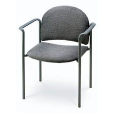 Endurance Contemporary Stack Chair with 2