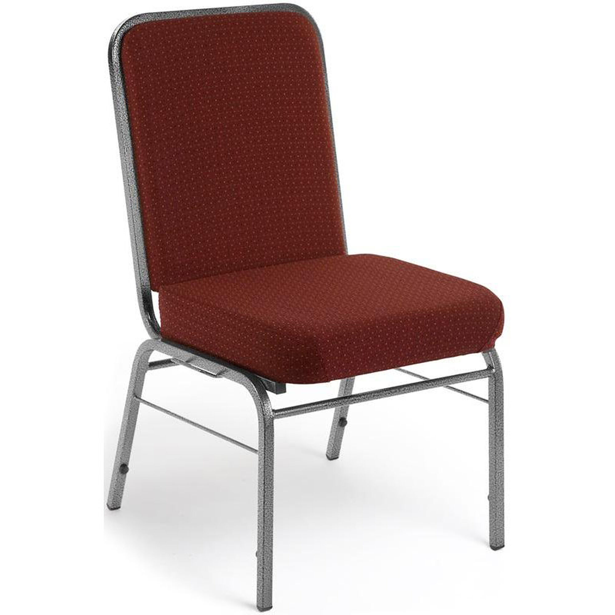 stack chair pinpoint burgundy 300 sv 3165. Black Bedroom Furniture Sets. Home Design Ideas