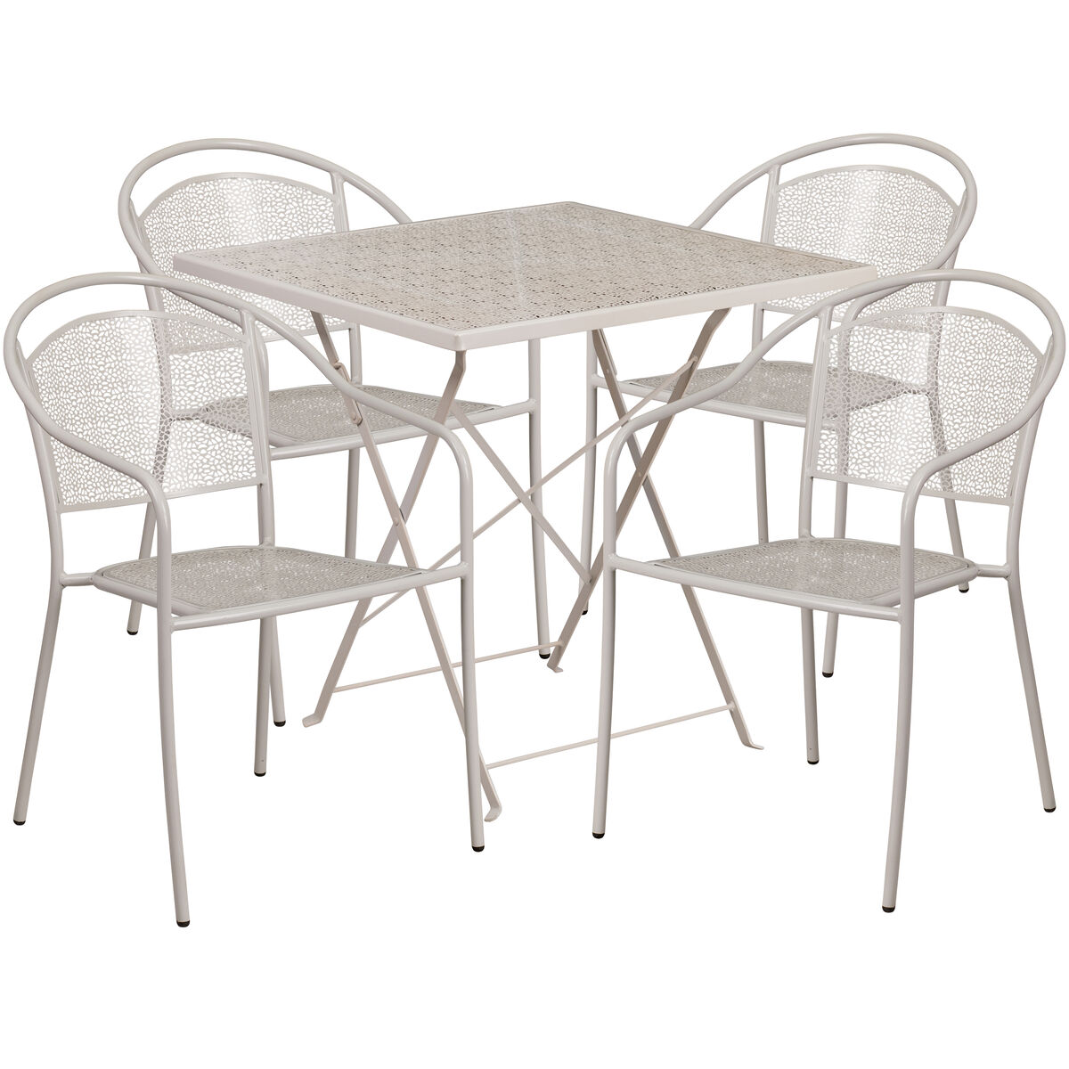 4 Patio Table Sets