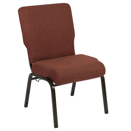 Our Advantage 20.5 in. Cinnamon Molded Foam Church Chair is on sale now.