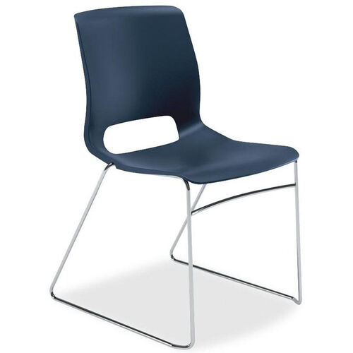 Our The HON Company Motivate Regatta Sled-based Stacking Chairs - Carton of 4 is on sale now.