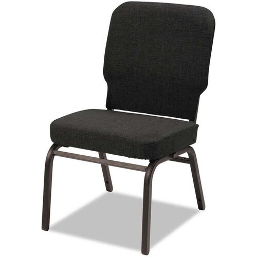 Alera® Oversize Upholstered Stacking Chair - Set of Two