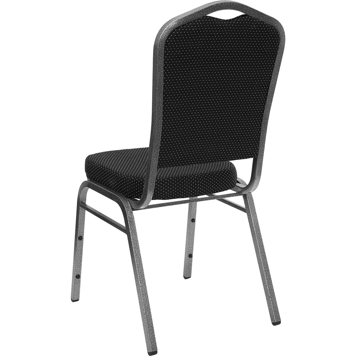 black fabric banquet chair fd c01 silvervein s076 gg. Black Bedroom Furniture Sets. Home Design Ideas