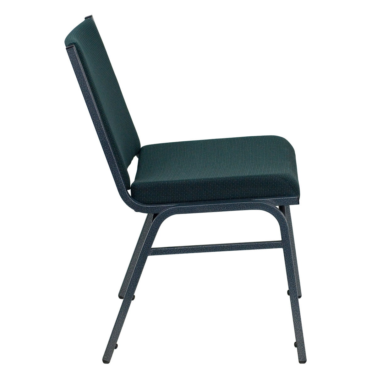 green fabric stack chair xu 60153 gn gg. Black Bedroom Furniture Sets. Home Design Ideas