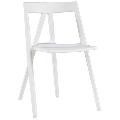 Our Milan Resin Polypropylene Stackable Event Chair - White is on sale now.