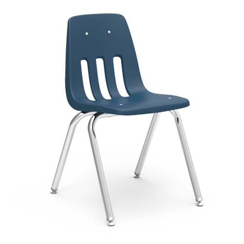 Quick Ship 9000 Classic Series Stack Chair with 18