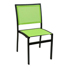 South Beach Collection Stackable Outdoor Side Chair