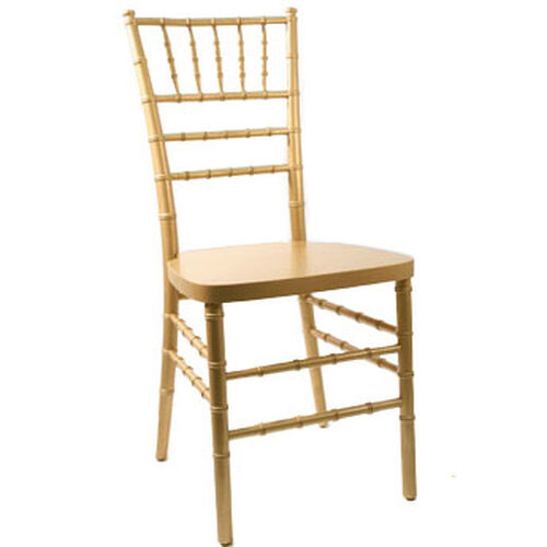 Our American Classic Gold Wood Chiavari Chair is on sale now.