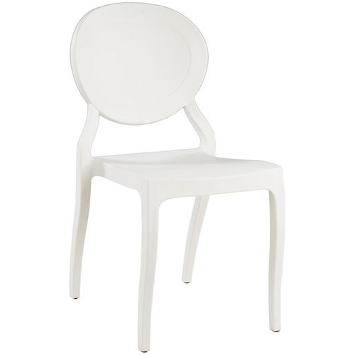 Our Emma Resin Polypropylene Stackable Event Chair - White is on sale now.