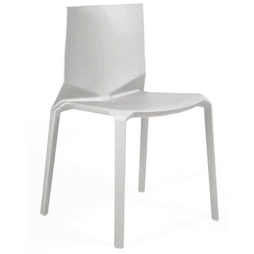 Our Vector Platinum Modern Stackable Side Chair - Set of 4 is on sale now.