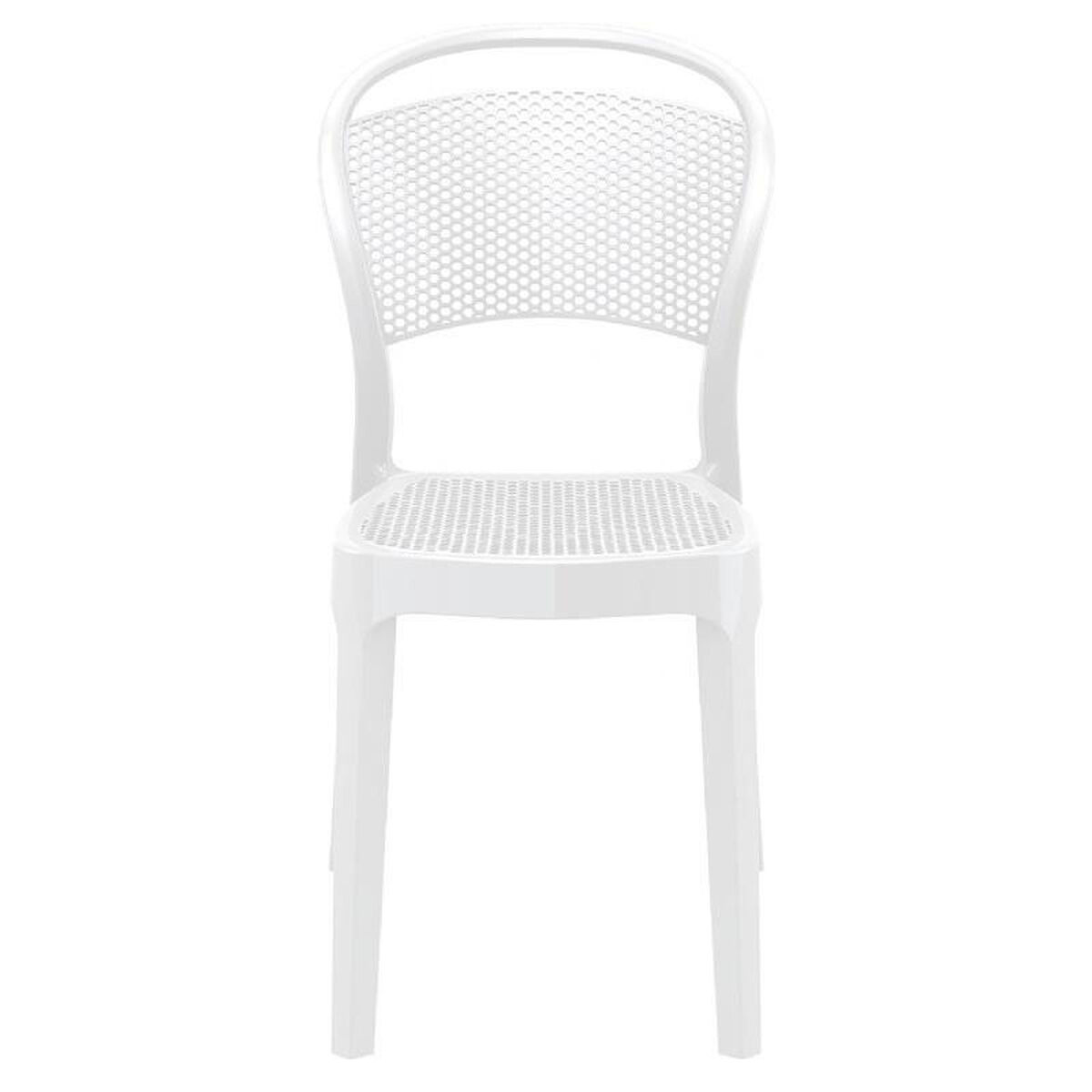 white stacking dining chair isp021 gwhi. Black Bedroom Furniture Sets. Home Design Ideas