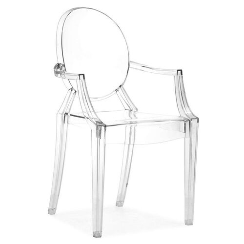 Our Anime Dining Chair in Transparent is on sale now.