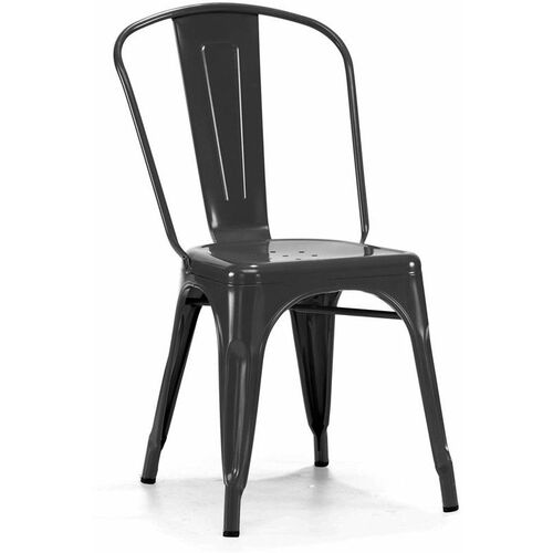 Our Dreux Stackable Steel Side Chair - Set of 4 is on sale now.