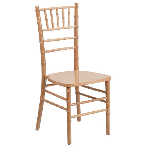 "Our HERCULES Series Natural Wood Chiavari Chair with <span style=""color:#0000CD;"">Free </span> Cushion is on sale now."