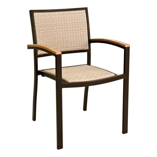 Our St. Augustine Collection Stackable Outdoor Arm Chair is on sale now.