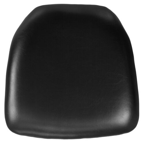 Our Hard Black Vinyl Chiavari Chair Cushion is on sale now.