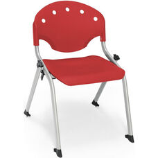 Rico 300lb. Capacity Student Stack Chair with 14