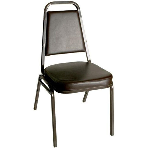 Our Montour Stacking Chair - Black Frame and 2