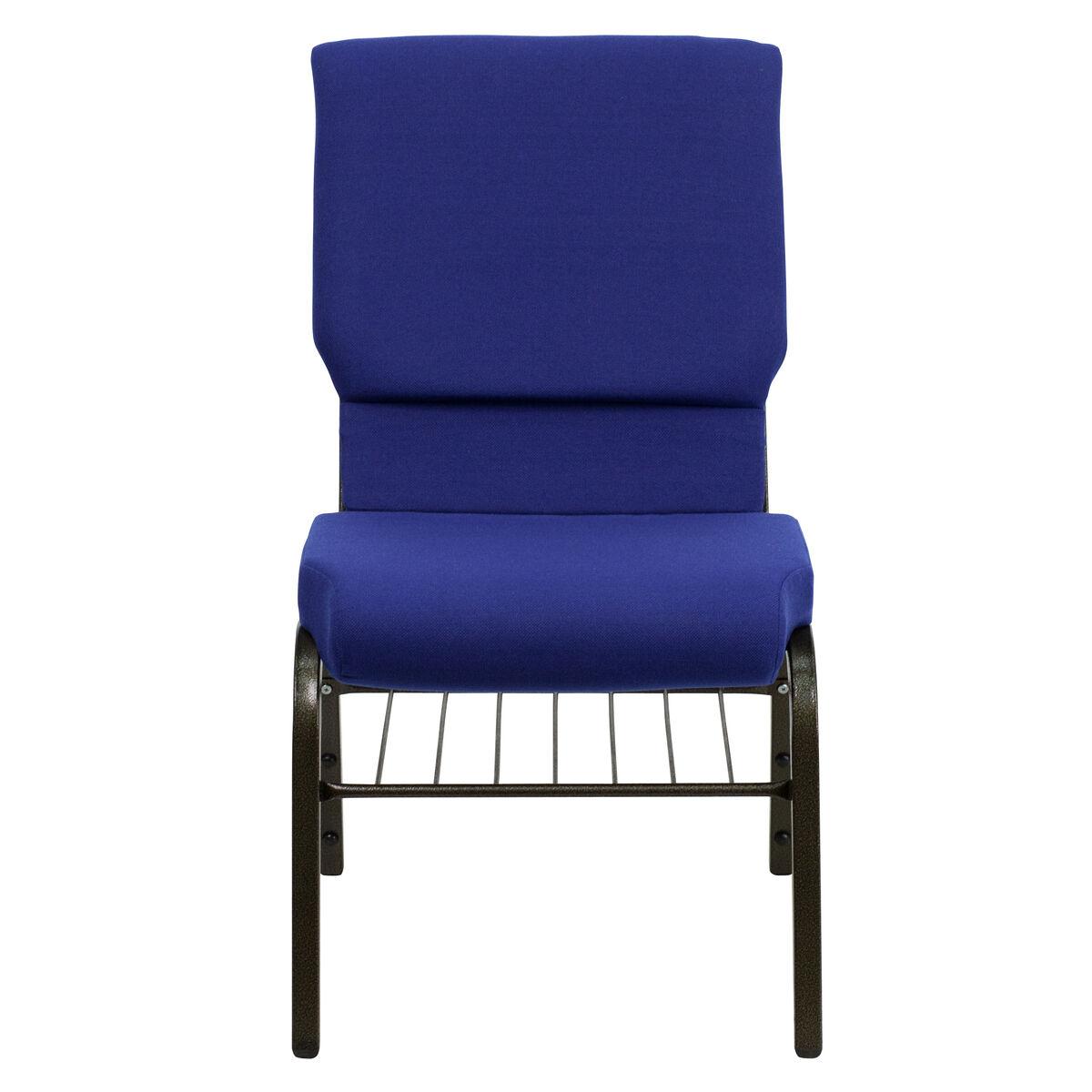 Flash Furniture Hercules Series 18 5 W Church Chair In