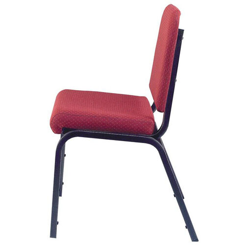 Our 1020 Series Stacking Steel Frame Musicians Armless Chair with 2
