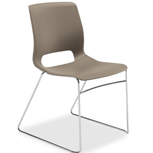 Our The HON Company Motivate Shadow Sled-based Stacking Chairs - Carton of 4 is on sale now.